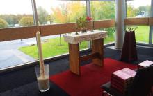 Kom till kapellet på Underbara barn-mässan och låt döpa ditt barn