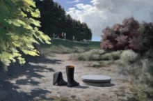 Nordjysk kunstner sætter verdensrekord hos Bruun Rasmussen