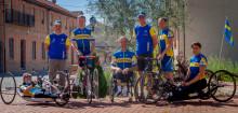 SWE Paracykel Team kör världscup i Sydafrika