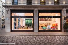 Smeg öppnar ny Flagship butik i London