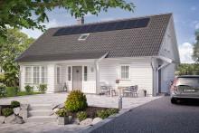 VårgårdaHus och Nibe samarbetar för lönsam solenergi på villor.