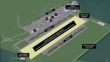 Changi Airport to operate using Runway 1 and Runway 3  from October 2020