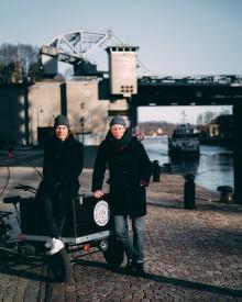 Stockholms Bränneri till En Öl & Whiskymässa i Göteborg