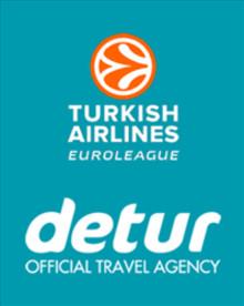 Detur International utnämnd till officiell resebyrå för Turkish Airlines Euroleage Basketball