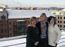 Programteamet är på plats för Göteborgs jubileumsår 2021
