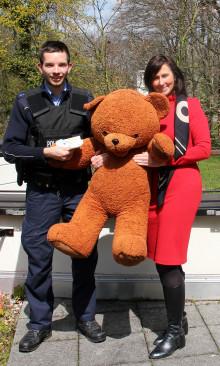 Herzensspende für Bärenherz