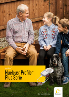 Cochlea-Implantate der neuesten Generation Cochlear™ Nucleus® Profile™ Plus