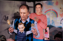 Barbie-Nils seminarium – psykologer går på teater!