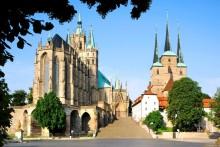 Erfurt – Martin Luthers andliga hem: Förberedelserna inför reformationsjubileet pågår för fullt