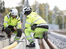 Trafikverket kontrakterar Eitech för  en ny mötesstation längs Bergslagsbanan