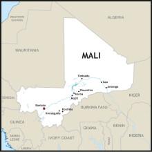 MALI: Tillträde till Konna