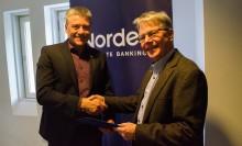 Thomas Olofsson får Nordeas vetenskapliga pris 2017