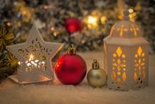 Die Deutsche Alzheimer Gesellschaft wünscht frohe Weihnachten