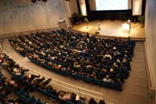Vårens kongresser genererar miljoner till Västerås!