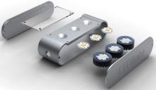 CNC-fräsmaskiner - perfekta för LED-industrin