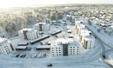 Riksbyggen har flest nyproducerade flerfamiljshus certifierade med Miljöbyggnad