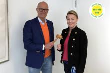 Jeanette Saveros vald till ny styrelseordförande i Sweden Green Building Council