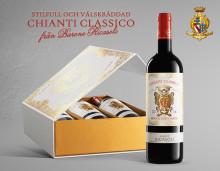 Världspremiär för en ny klassiker från topproducenten Barone Ricasoli!