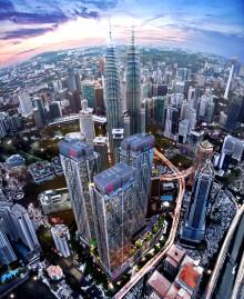 KONE wins order for luxury residential development in the heart of Kuala Lumpur