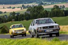 Mitsubishi bei der Sachsen Classic 2017: Tradition verpflichtet
