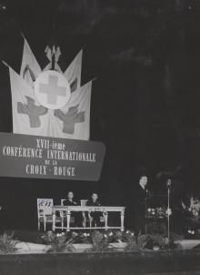 Internationell konferens- Krigets lagar måste stärkas för bättre skydd av krigens offer