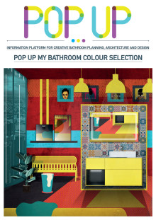 Trendbook Pop up my Bathroom ISH 2019 - Colour Selection