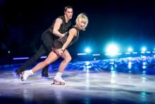 Olympiasieger Aljona Savchenko und Bruno Massot: Show-Comeback bei HOLIDAY ON ICE in Hamburg