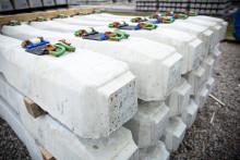 Stor order på betongsliprar till Abetong