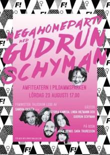 Pressinbjudan: Fi håller home party i Pildammsparken