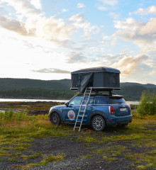 Miniboenden i vildmarken – via Airbnb