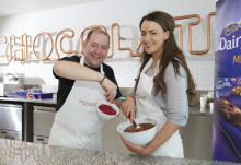UK inventors delivering chocolate to the world