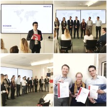 Innovator teams battle it out in Panalpina's first Kickbox to develop new digital solutions for logistics