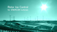 Rotor Ice Control available for Enercon turbines