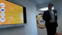 Visa Europe blijft sneller groeien in België, mede dankzij de lancering van contactloos betalen