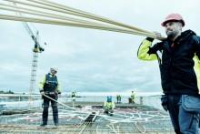Norsk sporingsteknologi fjerner tidstyver i bygg- og anleggsbransjen
