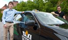Skingrar bilköerna med mobilens hjälp