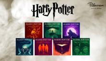 Harry Potter - äntligen som ljudbok hos Storytel
