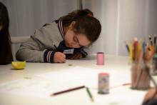 Bonniers Konsthall och Berättarministeriet bjuder in till Tidsmaskinen, en kreativ skrivarverkstad för barn och unga.