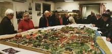 Linde Fornminnes- och Hembygdsförening erbjuder specialvisningar av modellstaden