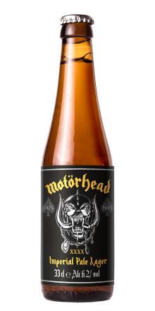 Motörhead gör entré på hantverksölsscenen
