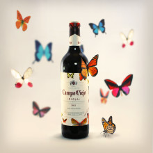 Das Temperament der Rioja – jetzt in Bio-Qualität.