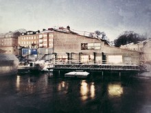 Djurgården: Famous Oaxen restaurant moves to an old shipyard