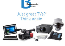 Panasonic invites you to 'Think again'