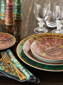 Rosenthal meets Versace new products at Ambiente 2018