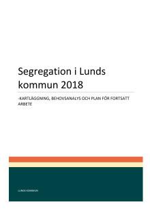 Segregation i Lunds kommun 2018
