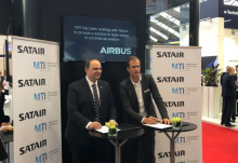 Satair and Metamaterial Technologies Inc. sign distribution deal to bring innovative laser strike protection to global aviation and defence markets