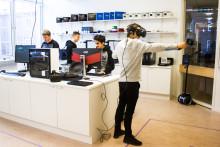 Nu blir Makerspace en del av teknikelevernas vardag i Västerås