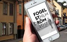 Med Fogelström i mobilen – vandra när du vill, hur ofta du vill.