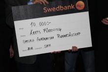 Uppsala Akademiska Roddarsällskap blev Årets förening