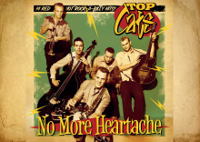 Top Cats No More Heartache Booklet